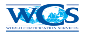 A picture of WCS' company logo